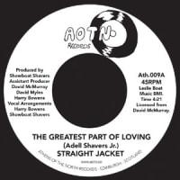 "■Straight Jacket / ""The Greatest Part Of Lovin""(7inc)"