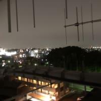 台風19号の備えと、台風15号のプチ修理でタワーに登り点検しました!