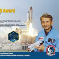 ARISS-SSTV Award/Satellite