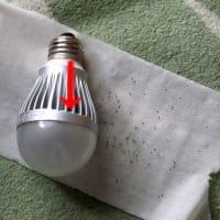 LED電球の盲点?
