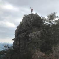 黒髪山に登ってきました。その1。