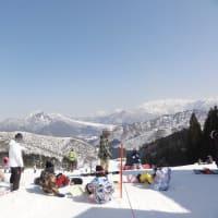 ★ 神立高原でスキー