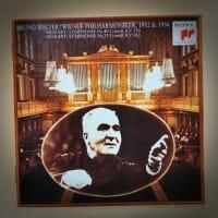 ワルター指揮ウィーン・フィルのモーツァルト/交響曲第40番