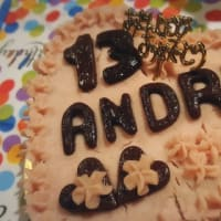 Happy Birthday Andre