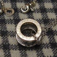 ブルガリのネックレス金具修理⑧