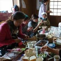 平成31年度花野果村キッチンガーデン味噌づくり愛好会無事終了
