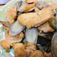 作り置きと乾燥ミートでバラ肉風丼(⋈◍>◡<◍)。✧♡