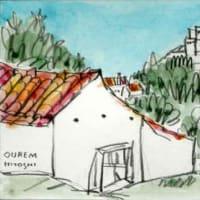 1812. オウレムの城と農機具小屋