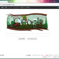 Googleロゴ「ジョアキーノ・ロッシーニ」