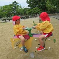 年中児 スカーレット組の園外保育☆
