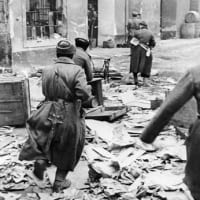1945年2月13日、ブタペストついに陥落