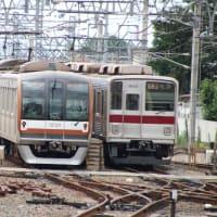 乗入先のメトロ10000系