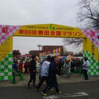 第68回勝田全国マラソン 20/1/26