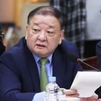 なにごちゃごちゃ言ってんだよッ!www・・・山東参院議長を批判韓国議長への冷遇は「外交的欠礼」=韓日議連会長