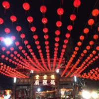 ' 清醮(埔里の土地を清める祭典) ' 本日六日目。明日の七日目が最後となります。