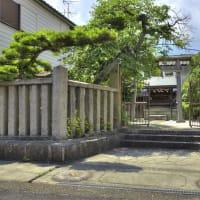 奈良県社寺巡りの旅・第328回春日神社/奈良県御所市西久保本町