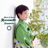 10/6 札幌 おすすめ 写真館 七五三撮影・フォトスタジオハレノヒ