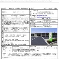 仙台市内の障害福祉サービス事業所の施設概要について