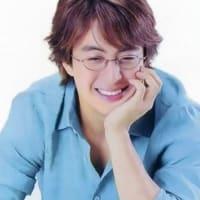 ブルーのシャツと眼鏡なし☆おまけの食べ物画像