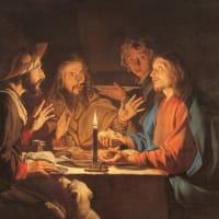 主イエズスはご自分が本物の人間の体を持っておられることを示されました。使徒たちはイエズスを見て、触ることができました。「私自身だ。触れて確かめよ。」