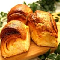【フランス産カマンベールのデニッシュ】横浜の美味しいパン かもめパンの新商品です(*^▽^*)