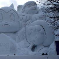 2018年第69回 札幌雪まつり 大雪像3