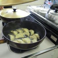 「皮から手作り十勝産小麦の餃子」料理教室