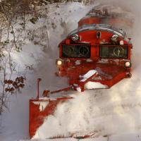 ~最北の冬を求めて~ 雪の行進