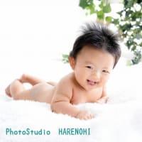 9/12 100日撮影は楽し・必ず笑顔撮影します♫ 札幌フォトスタジオハレノヒ