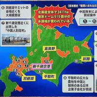 北海道の実情を伝えてくれるブログです【中国移民の爆買いとフランス人がやられた観光客が多いな〜?という心理操作】