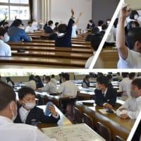 中学部・生徒総会