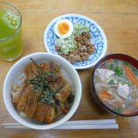 おばさんの料理教室 我が家の昼ご飯