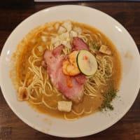 煮干そば平八#再訪42(横須賀中央駅)