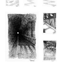 ミリペン画のポートフォリオ作成中2(ミリペン画雑記)