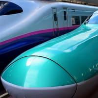 北海道旅行・新函館北斗の朝