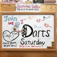 English Plus(英語学校)2019年9月のアクティビティ ~ Darts Saturdayの紹介(日本語編)