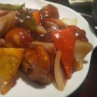 ホテルの地下フロアで食べる本格中華ランチ