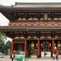 【浅草】早朝の浅草仲見世通りを散歩 Morning walk around Asakusa Nakamise-dori Street, Tokyo. 【Osmo Pocket】