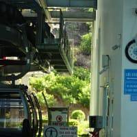 その2 チュアチャン山の平日の日のケーブル駅経由登山情報