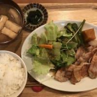 西荻窪ランチ 『アパートメント食堂なか川』 ・・・定食!