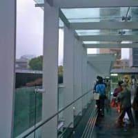美術館のはしご