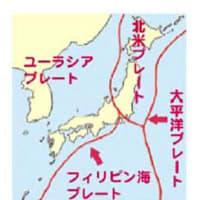 プレート・テクトニクス理論から見た最近の地震