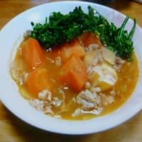 おばさんの料理教室No.3549 和風ミネストローネ