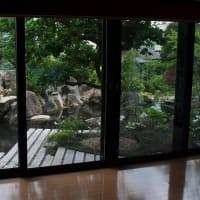 庭にとって池とは(なぜ癒しの空間たる庭には樹木と石と土、そして水が要るのか?)