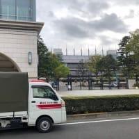 「東京競馬場」