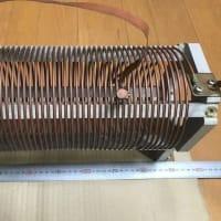 2020/2/19 7MHz受信機の製作