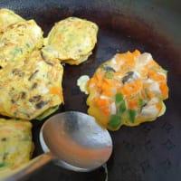 牡蠣の卵焼き クルジョン