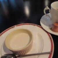 「ワインフード グランクリュ(WINE & FOOD Grand Cru)」、ワインバーのパスタランチ1,000円は、スープ+デザート+コーヒー付き