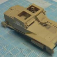 アンツィオ高校 CV33型快速戦車 作ります!! その7