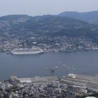 長崎小旅行(3):稲佐山山頂展望台